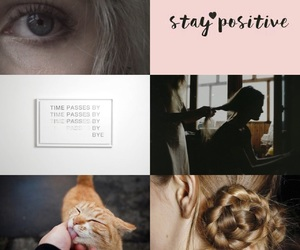 aesthetic, blond hair, and prim image