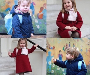 royalty, princess charlotte, and the royals image