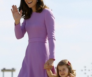royalty, kate middleton, and royals image