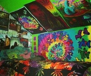 weed, bob marley, and room image