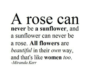 encouraging, flowers, and motivational quotes image