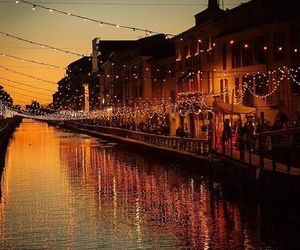 christmas, italy, and milan image