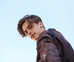 cole sprouse and sprouse image