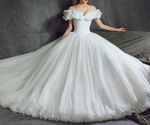 cinderella, dress, and gown image