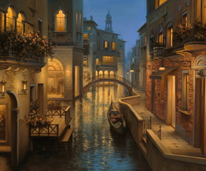 beautiful, art, and painting image