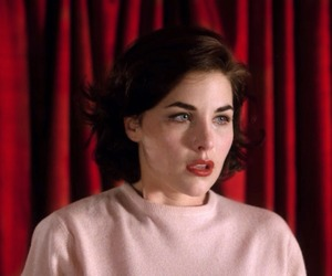 Twin Peaks, Audrey Horne, and 90s image