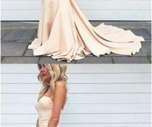 dress, moda, and fashion image