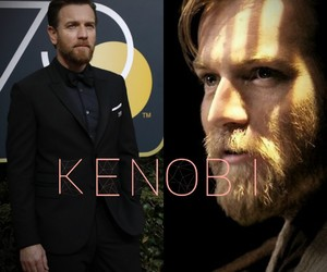 ewan mcgregor, mine, and obi wan kenobi image