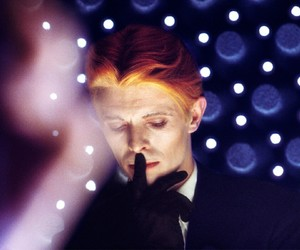 bowie, david bowie, and music image