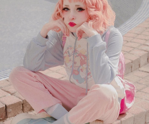 pastel, pink, and anzu image