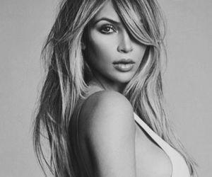 kiki, kim kardashian, and kim image