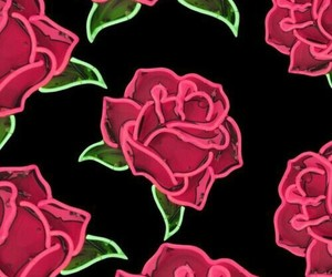 rose, wallpaper, and background image