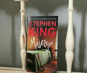 author, book, and Stephen King image