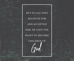 god, love, and bible image