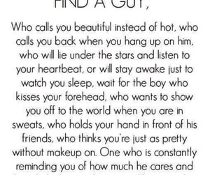 guy, quotes, and love image