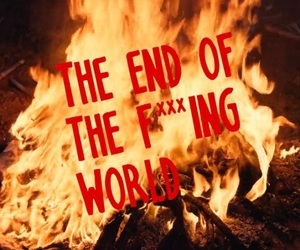 series, the end of the world, and netflix image