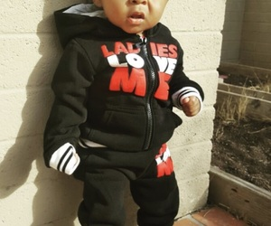 adorable, fashion, and sweatsuit image