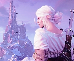 cold, frozen, and game image
