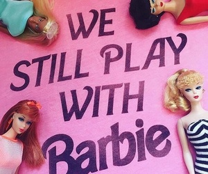 aesthetic, barbie, and beauty image