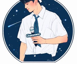 fanart, lee dongmin, and kpop image