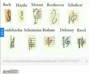 bach, Beethoven, and classical musicians image