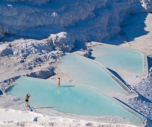 turkey, pamukkale, and travel image