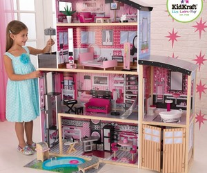 dollhouses, dolls, and nice image