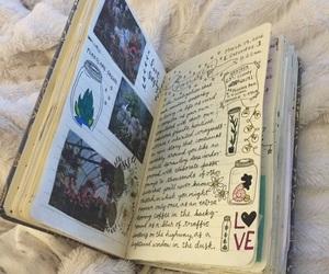 journal and nice image