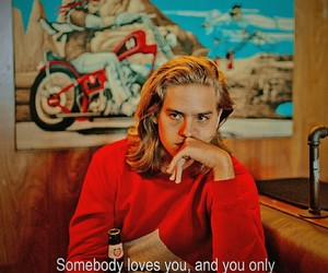 dylan sprouse, love, and boy image