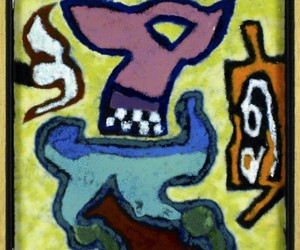 contemporary art, sculptor, and abstract painter image