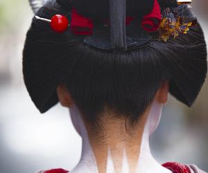 japan and geisha image