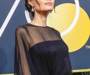 Angelina Jolie, golden globes, and 2018 image
