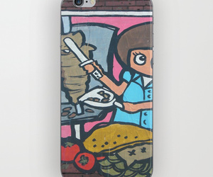 art, streetart, and colorful image