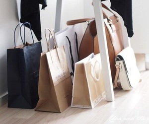 shopping, fashion, and bag image