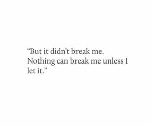 quotes, broken, and words image