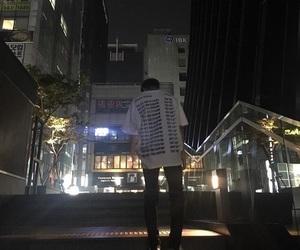 aesthetic, boy, and dark image