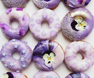 purple, food, and aesthetic image