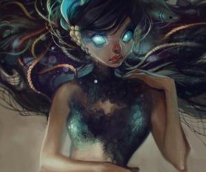 art, Loish, and fantasy image
