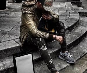 fashion, gucci, and mens image