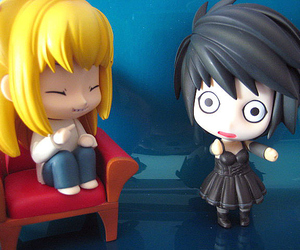 anime, beautiful, and death note image