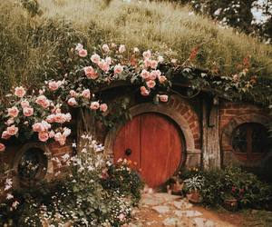 dream home, fantasy, and vintage image