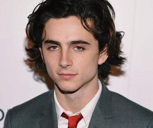beautiful eyes, gorgeous man, and timothee chalamet image
