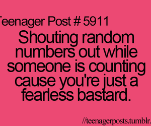 funny, lol, and numbers image