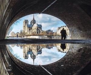 Notre Dame de Paris, magnifique, and chretient image