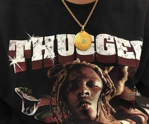 fashion, thugger, and outfits image