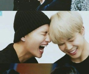 best friend, bts, and wallpaper image
