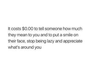 quotes, love, and appreciate image
