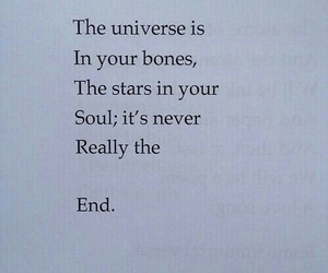 quotes, universe, and soul image