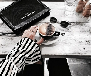 fashion, coffee, and luxury image