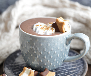 chocolate and winter image